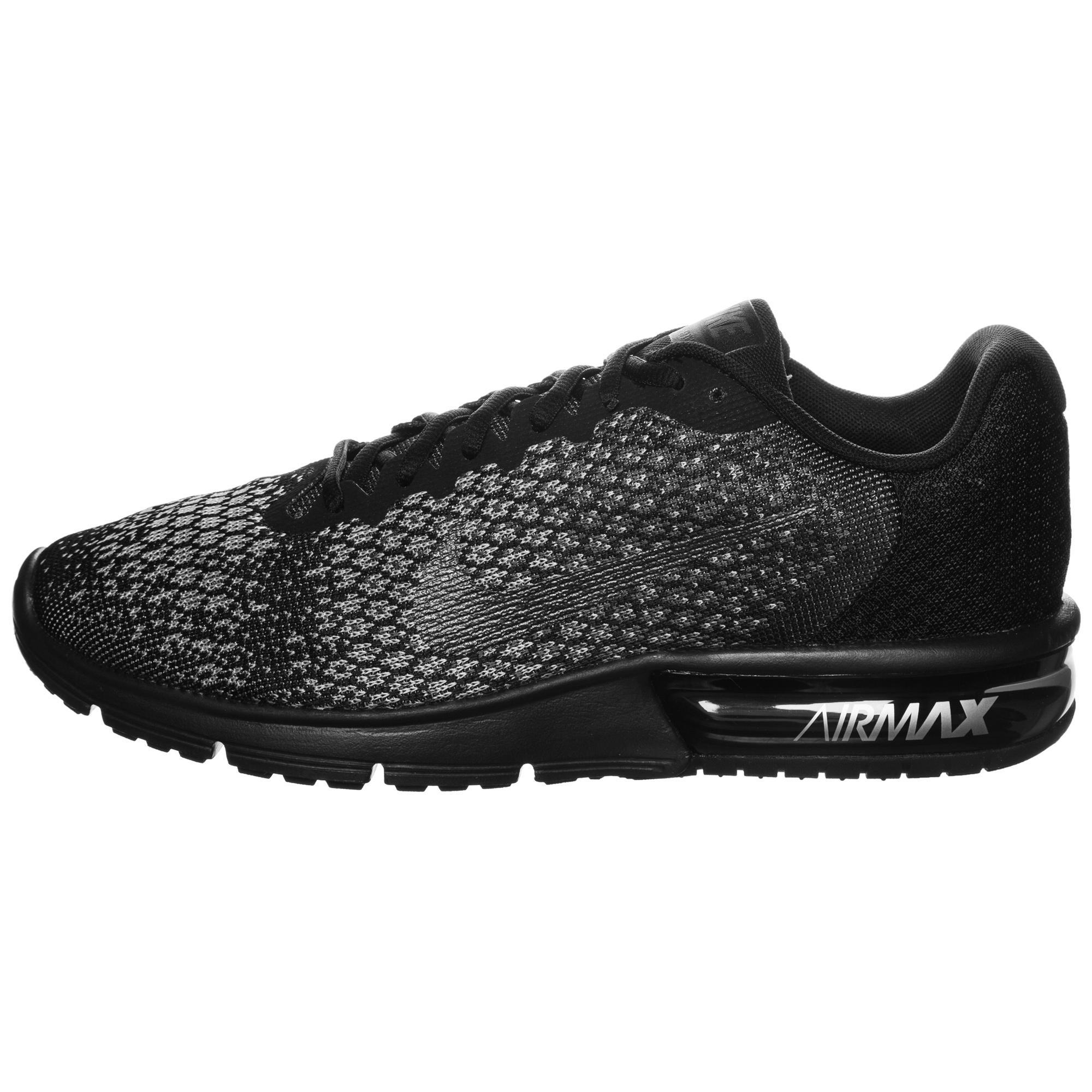 Nike Air Max Sequent 2 Laufschuhe Herren Herren Herren schwarz / grau im Online Shop von SportScheck kaufen Gute Qualität beliebte Schuhe 3996ec
