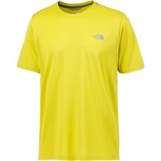 The North Face Reaxtion AMP Funktionsshirt Herren ACID YELLOW HEATHER