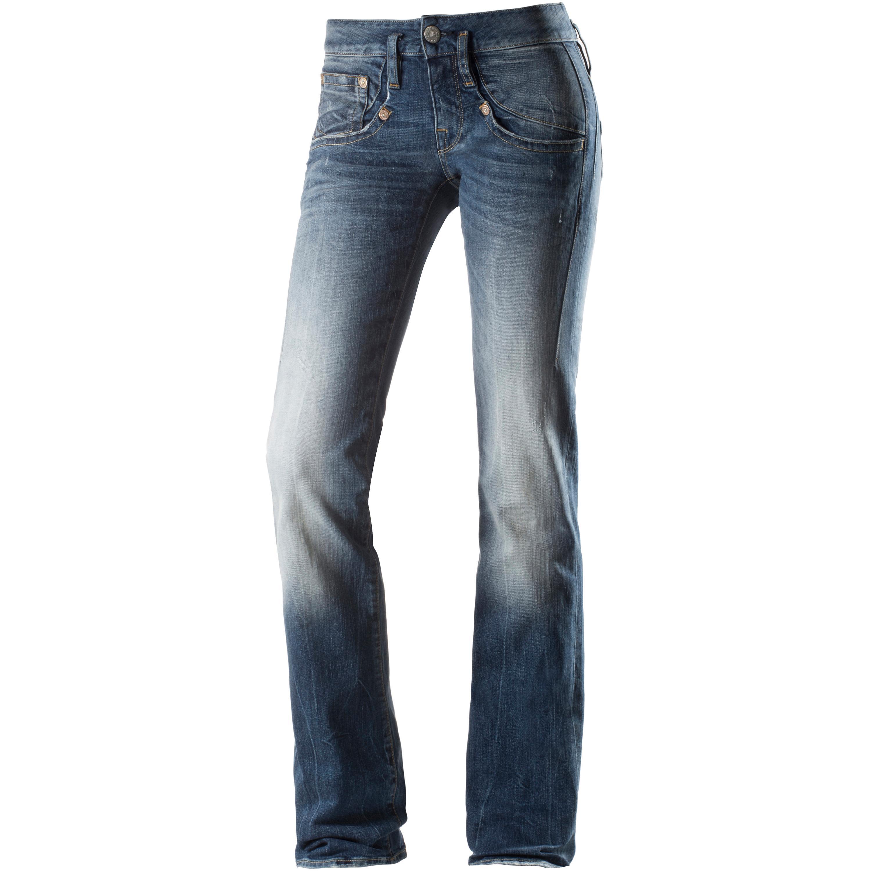 herrlicher shyra comfort bootcut jeans gr blau 04053192472632. Black Bedroom Furniture Sets. Home Design Ideas
