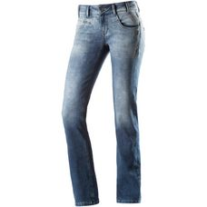 Mogul Silca Straight Fit Jeans Damen frostig