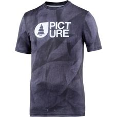 Picture Darker Surf Shirt Herren schwarz
