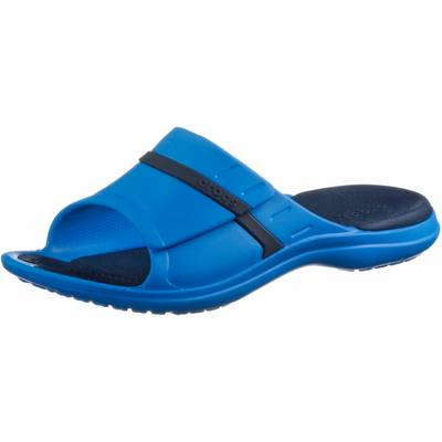 Crocs Modi Sport Slide Sandalen blau