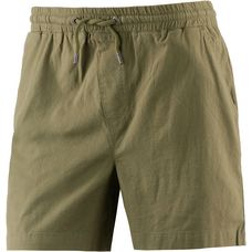 Ichi Shorts Damen oliv