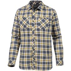 Craghoppers Andreas Funktionshemd Herren ombre blue check