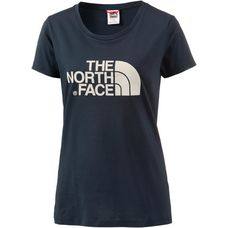 The North Face  S/S Easy Tee T-Shirt Damen URBAN NAVY/VINTAGE WHITE