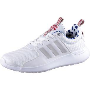 adidas LITE RACER Sneaker Damen ftwr white-grey one F17-energy pink F17 ca1b1e4021