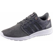 adidas QT RACER Sneaker Damen grey four F17-utility black F16-icey pink F17