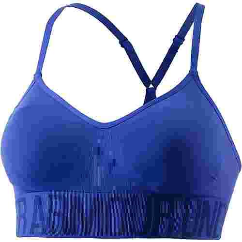 Under Armour Sport-BH Damen royal