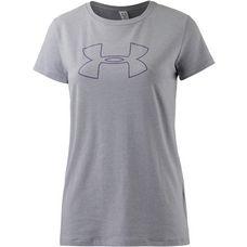 Under Armour T-Shirt Damen true gray heather