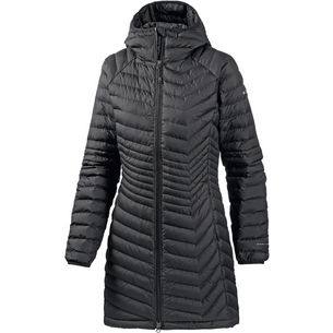 Columbia Powder Lite Funktionsmantel Damen Black