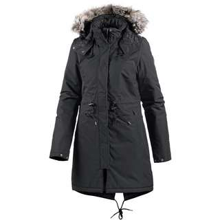 The North Face Zaneck Parka Damen tnf black-vintage white