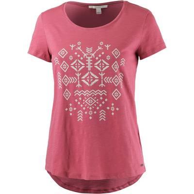 TOM TAILOR T-Shirt Damen slate rose