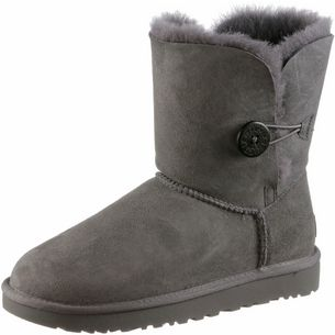 Ugg Bailey Button Stiefel Damen grey