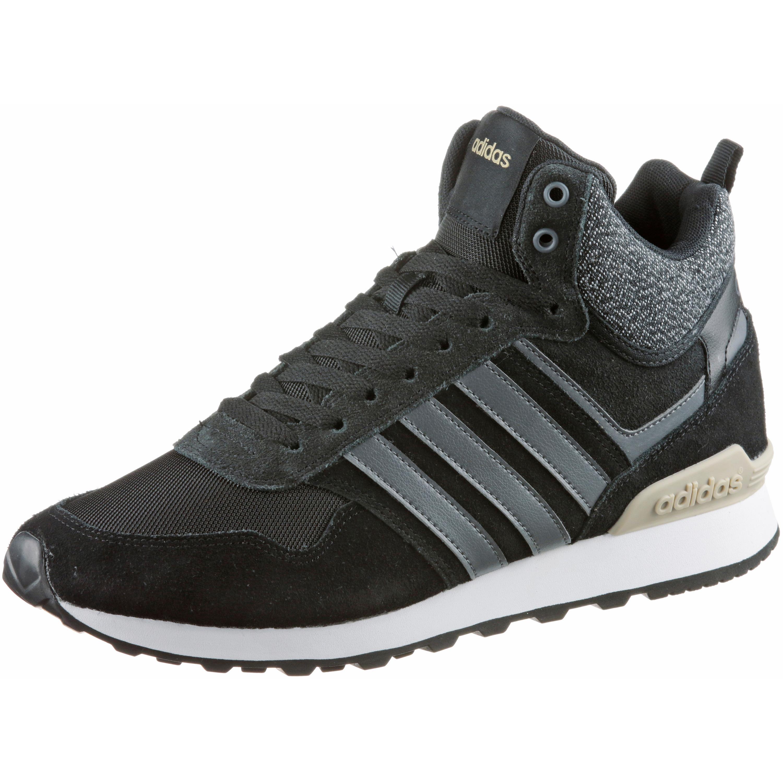 adidas 10xt wtr mid sneaker herren core black g nstig. Black Bedroom Furniture Sets. Home Design Ideas