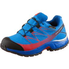 Salomon Wings Multifunktionsschuhe Kinder blue-yond-lava