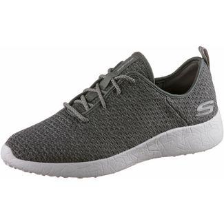 Skechers BURST DONLEN Sneaker Herren Charcoal Mesh/Trim