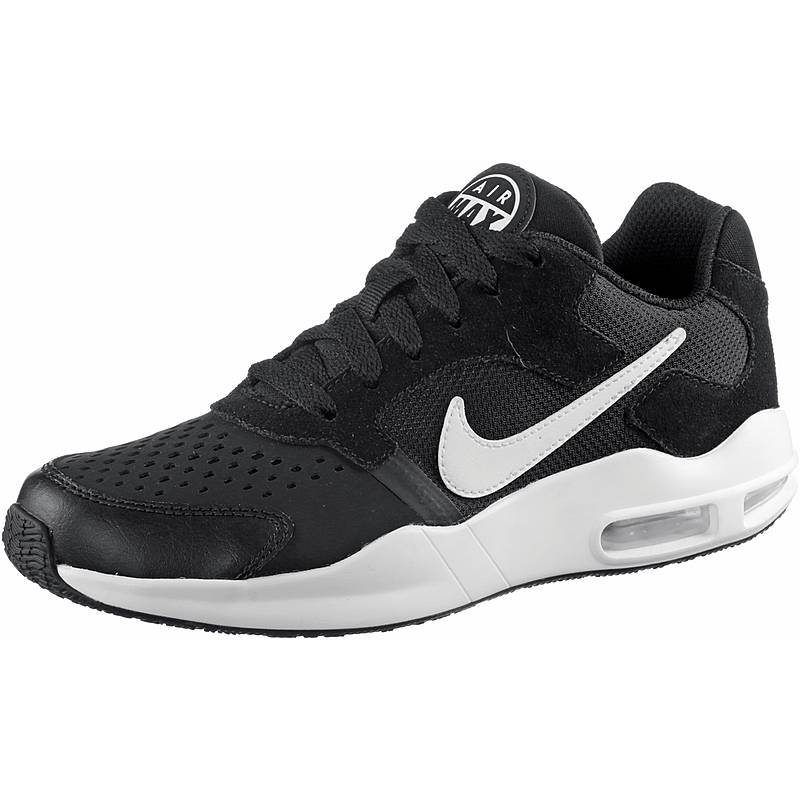 online store 37219 229de NikeAir Max Guile SneakerKinder BLACK WHITE