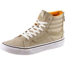 Vans SK8-Hi Sneaker Damen silver sage/true white