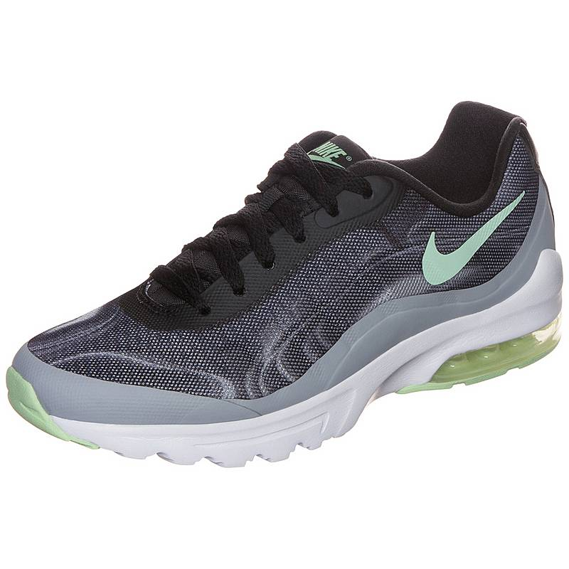 sports shoes 7386c e91c5 NikeAir Max Invigor Print SneakerDamen schwarz   mint