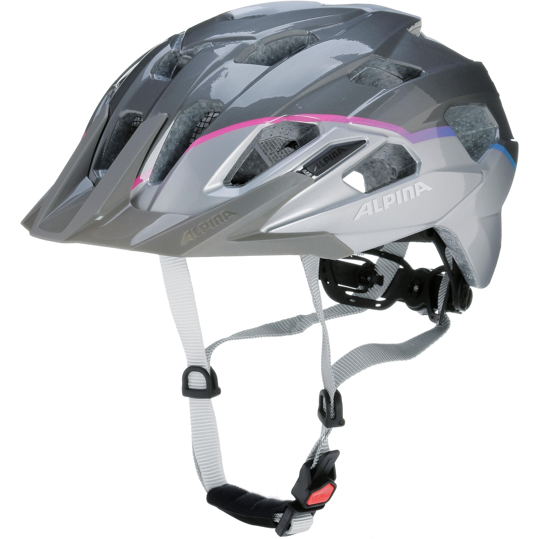 alpina yedon fahrradhelm wei pink g nstig schnell einkaufen. Black Bedroom Furniture Sets. Home Design Ideas