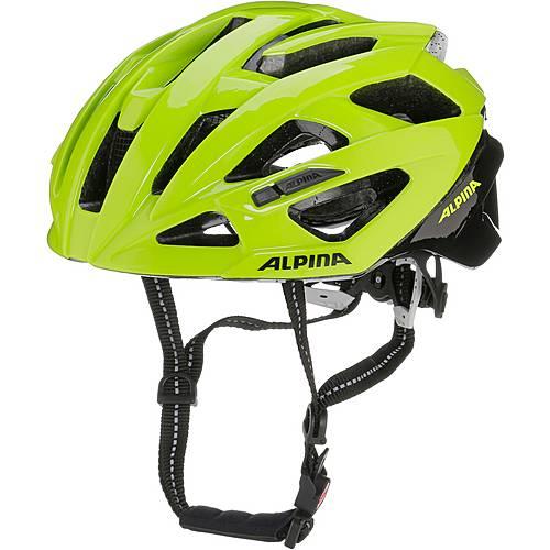 ALPINA Valparola RC Fahrradhelm neongelb