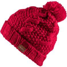 Pepe Jeans Bommelmütze Damen royal red