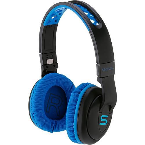 SOUL X-TRA Wireless Kopfhörer blue