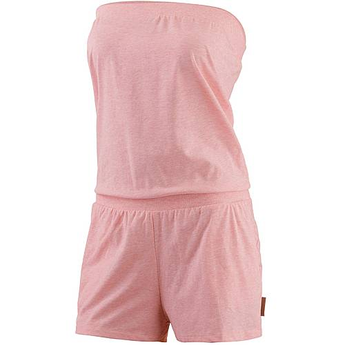 Naketano Whoop Whoop!  II Jumpsuit Damen sugar pink melange