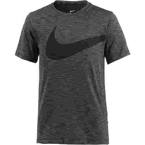 Nike Funktionsshirt Kinder schwarz