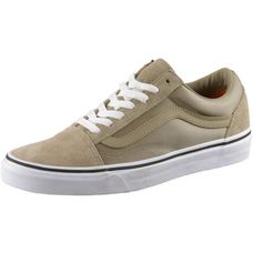Vans Old Skool Sneaker Damen silver sage/true white