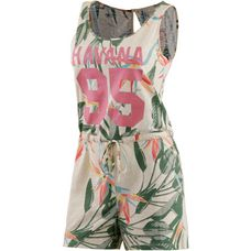 Only Vega Jumpsuit Damen rosa/bunt