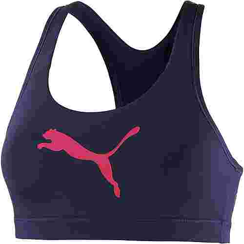 PUMA PWRSHAPE Forever Sport-BH Damen navy/pink