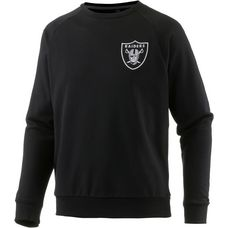 Majestic Athletic Oakland Raiders Sweatshirt Herren schwarz