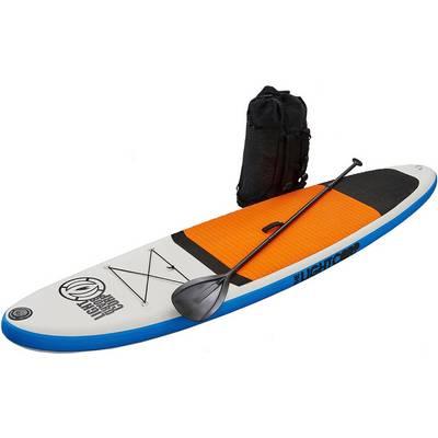 Light SILVER RECREATIONAL SET 10'2 SUP Board Wihte