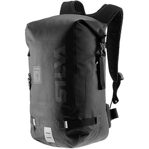 SILVA Access 18WP Daypack schwarz