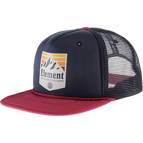 Element SYMBOL TRUCKER CAP Cap Herren rot