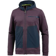Salomon Pulse Fleecejacke Herren maverick/dress blue