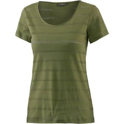 Ichi T-Shirt Damen oliv