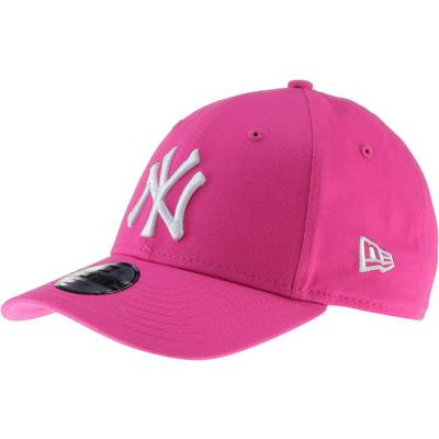 New Era 9FORTY Cap Kinder HPINK/WHT