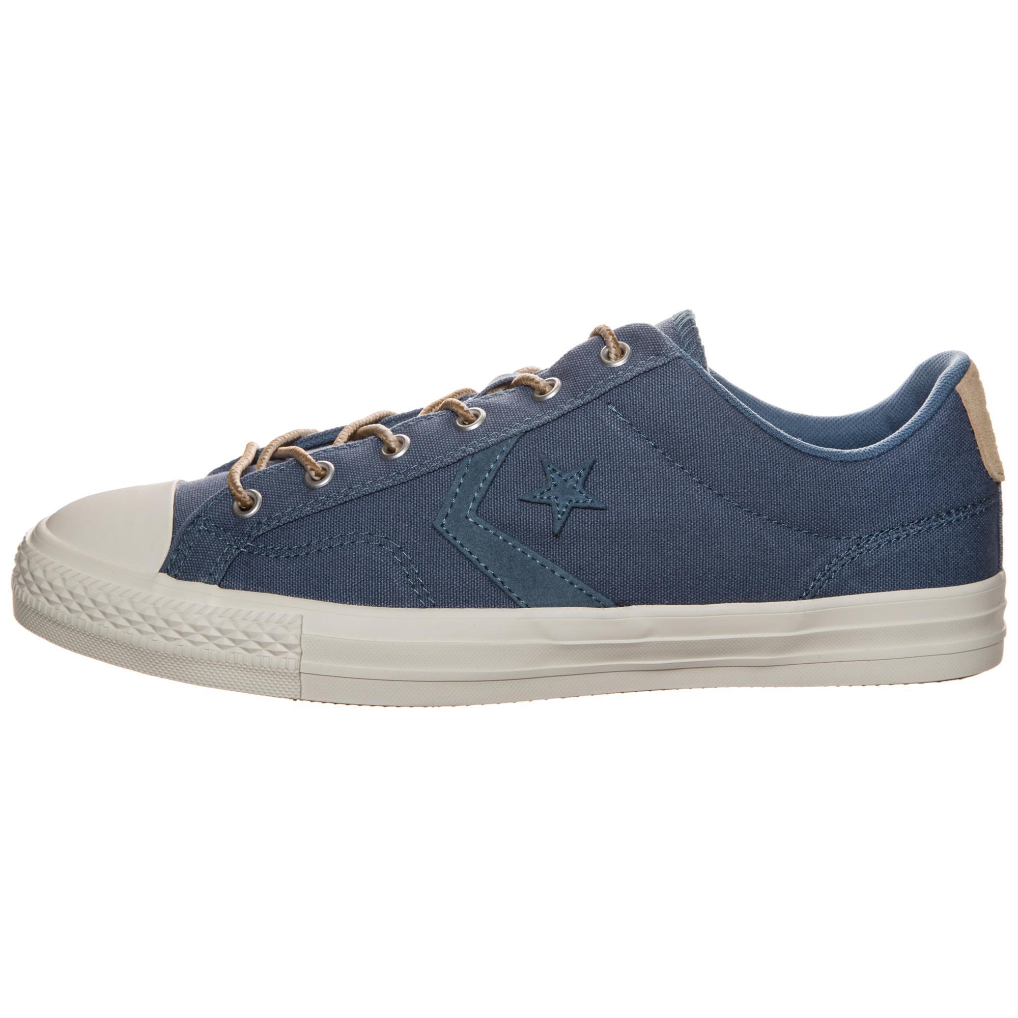 CONVERSE Cons Star Player Turnschuhe Herren blau   khaki Shop im Online Shop khaki von SportScheck kaufen Gute Qualität beliebte Schuhe b20b44