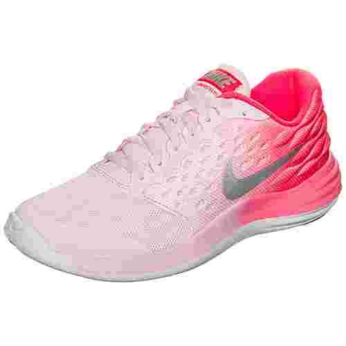 Nike Lunarstelos Laufschuhe Mädchen pink   silver im Online Shop von ... 5885991c8f2