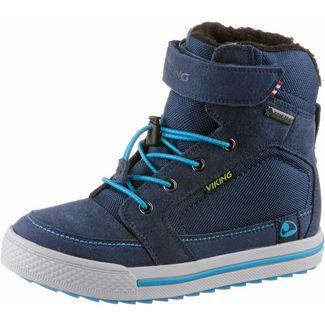 Viking GTX® Zing Winterschuhe Kinder navy/light blue