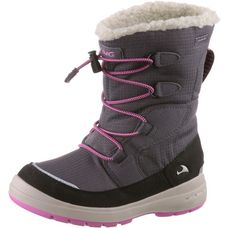 Viking Totak GTX Winterschuhe Kinder grau/rosa