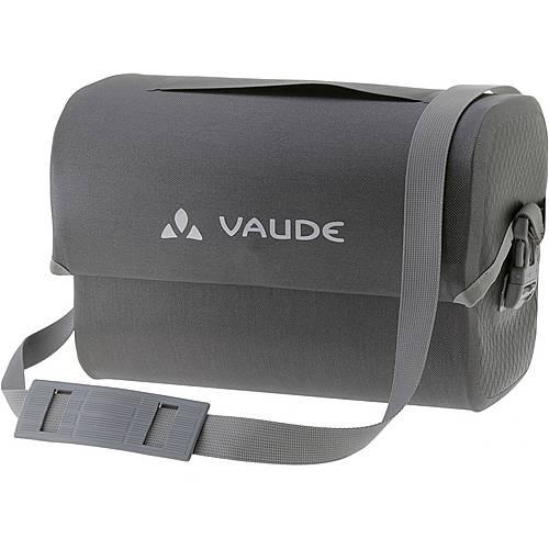 VAUDE Aqua Box Fahrradtasche schwarz