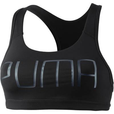 PUMA PWRSHAPE Forever Sport-BH Damen puma black-iridescent puma