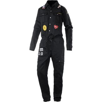 Onepiece Stamina Jumpsuit black