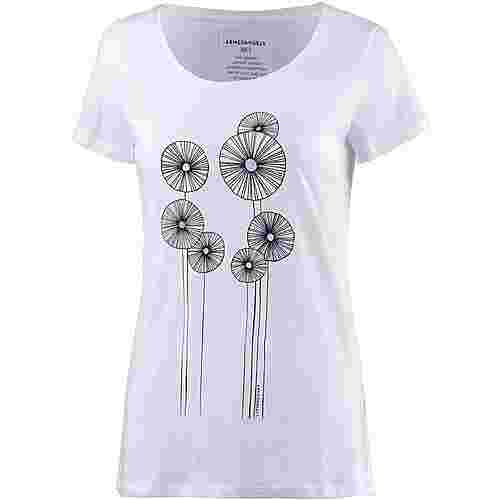 ARMEDANGELS T-Shirt Damen white
