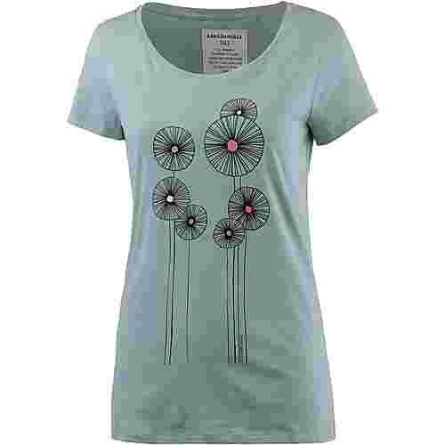 ARMEDANGELS T-Shirt Damen faded mint