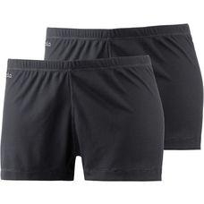 Odlo Cubic Panty Damen ebony grey