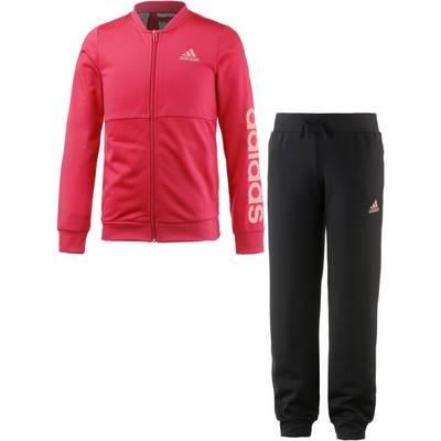 adidas Trainingsanzug Kinder pink/schwarz